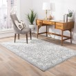 Product Image of Ivory, Gray (FB-98) Traditional / Oriental Area Rug