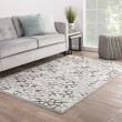 Product Image of Ivory, Gray (FB-82) Transitional Area Rug