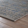 Product Image of Dress Blue, Gray (FB-108) Transitional Area Rug