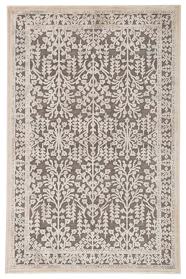 Brown, Beige (FB-168) Traditional / Oriental Area Rug
