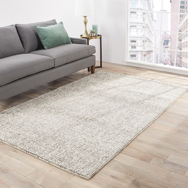 Antique White (BRT-01) Casual Area Rug