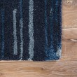Product Image of Blue, Taupe (CAS-14) Contemporary / Modern Area Rug