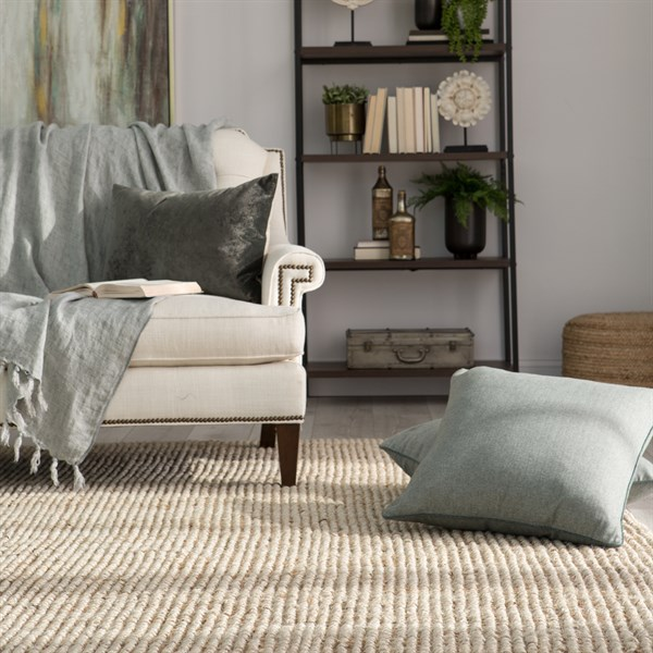 Natural Beige (NAL-02) Casual Area Rug