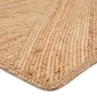 Product Image of Brown, Ivory (NAT36) Natural Fiber Area Rug