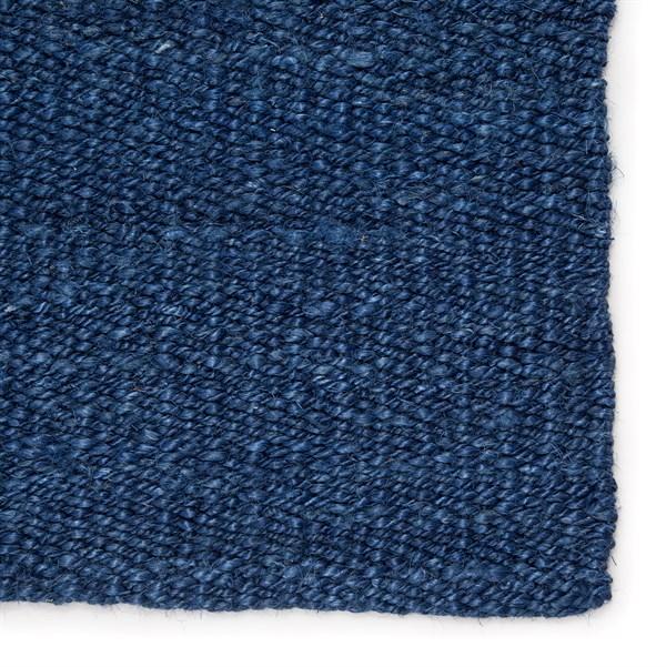 Navy, Blue (NAT37) Solid Area Rug