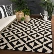 Product Image of Black (PAO-03) Outdoor / Indoor Area Rug
