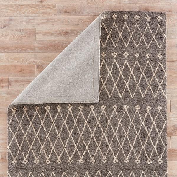 Charcoal Slate (RIA-06) Southwestern / Lodge Area Rug