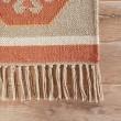 Product Image of Ash, Orange (DES-07) Southwestern / Lodge Area Rug
