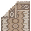 Product Image of Silver Green, Ivory (DES-06) Southwestern / Lodge Area Rug