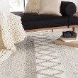 Product Image of Ivory, Grey (SCD21) Natural Fiber Area Rug