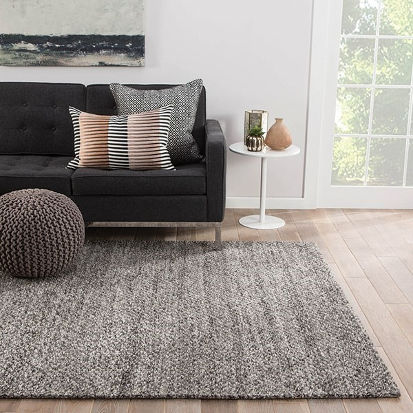 Silver Lining (SCR-07) Contemporary / Modern Area Rug