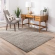 Product Image of Sage Gray (BRP-01) Casual Area Rug
