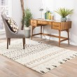 Product Image of Natural White (ZUI-05) Southwestern / Lodge Area Rug
