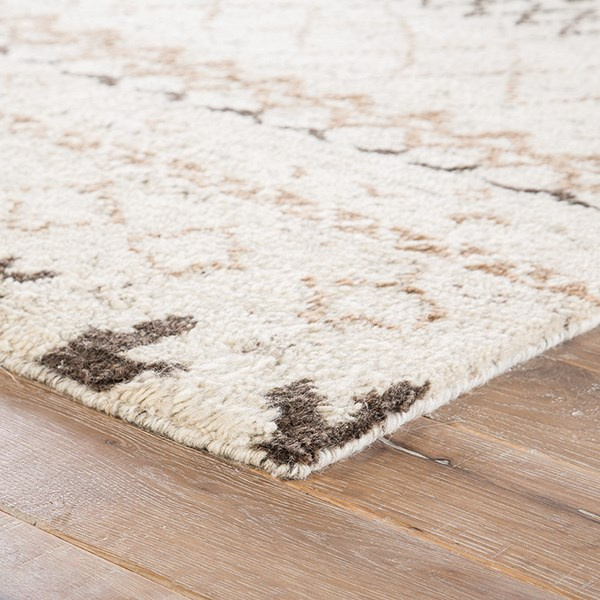 Natural White (ZUI-05) Southwestern / Lodge Area Rug