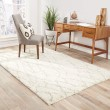 Product Image of Cream, Brown (ZUI-07) Moroccan Area Rug