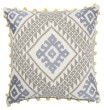 Product Image of Moroccan Cement, Gargoyle,Yellow (MNP-01) pillow