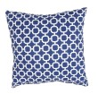 Product Image of Outdoor / Indoor Twilight Blue, Bright White (VER-50) pillow