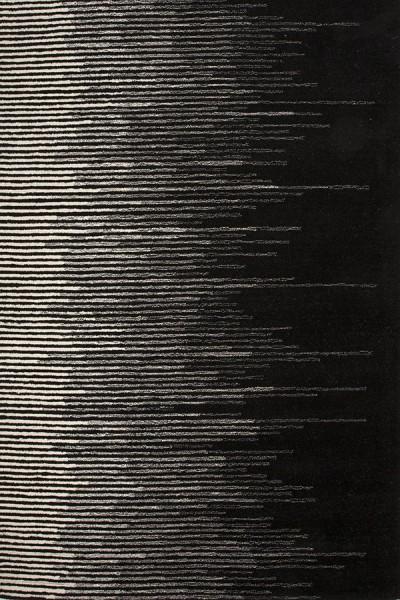 Black, Grey (BRI-21) Transitional Area Rug