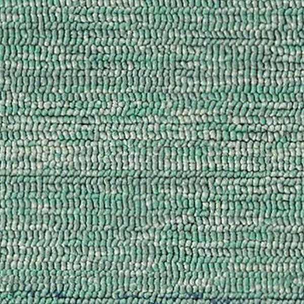 Majolica Blue, Green (CAT-26) Contemporary / Modern Area Rug