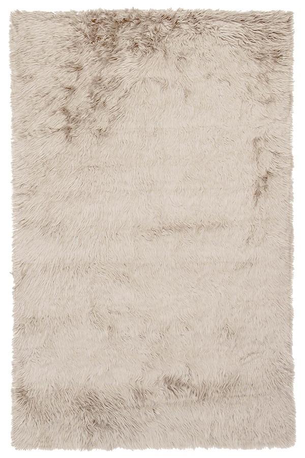 Gray (HEO-03) Shag Area Rug