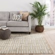 Product Image of Silver Gray, Ivory (PRC-02) Southwestern / Lodge Area Rug