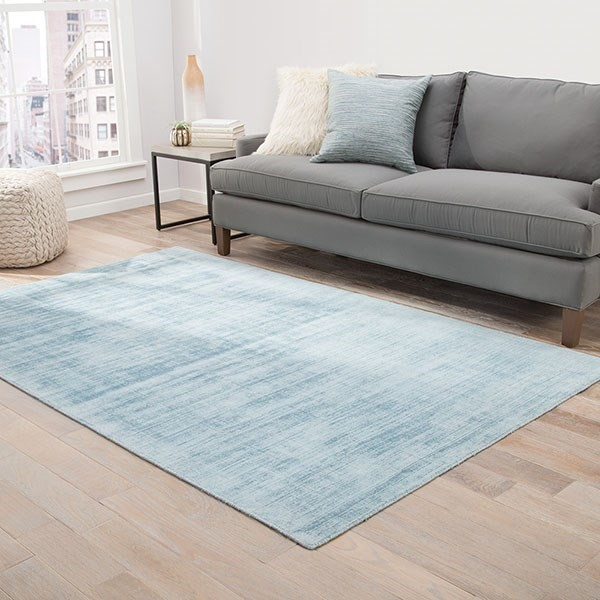 Blue (YAS-09) Casual Area Rug