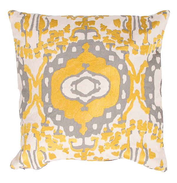 Honey, White Asparagus Traditional / Oriental pillow