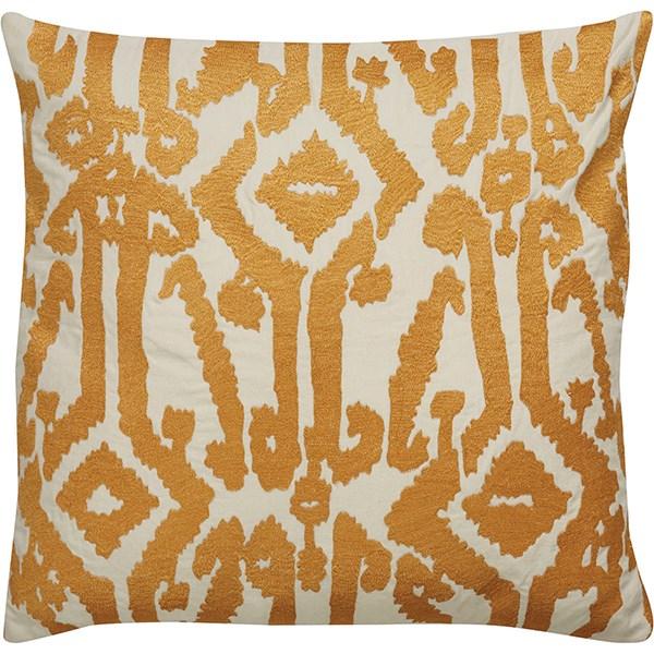 Antique White, Golden Glow Southwestern / Lodge pillow