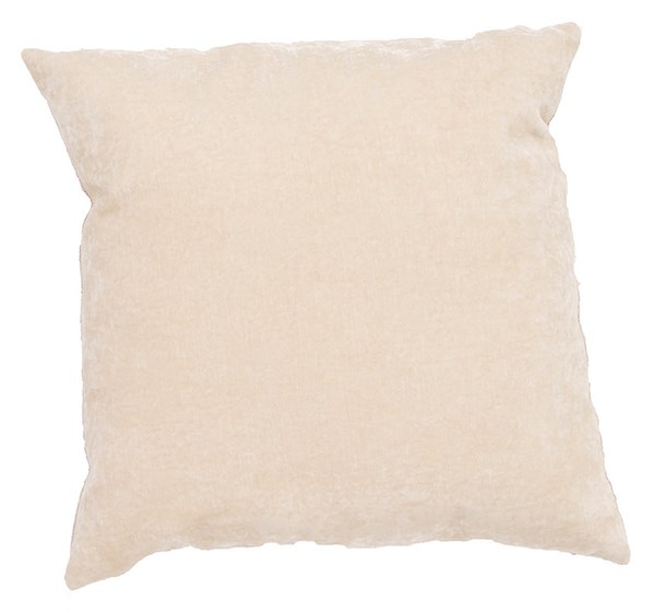 Wood Ash (LUX-01) Solid pillow