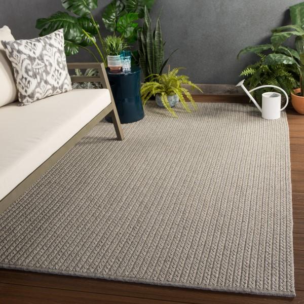 Silver (NIP-01) Outdoor / Indoor Area Rug