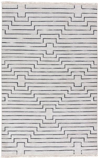Gray, Brown (SAT-02) Moroccan Area Rug