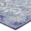 Product Image of Blue, Grey (KAI-06) Bohemian Area Rug