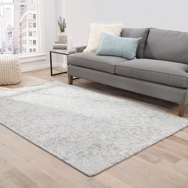 Gray, Taupe (ASE-04) Contemporary / Modern Area Rug