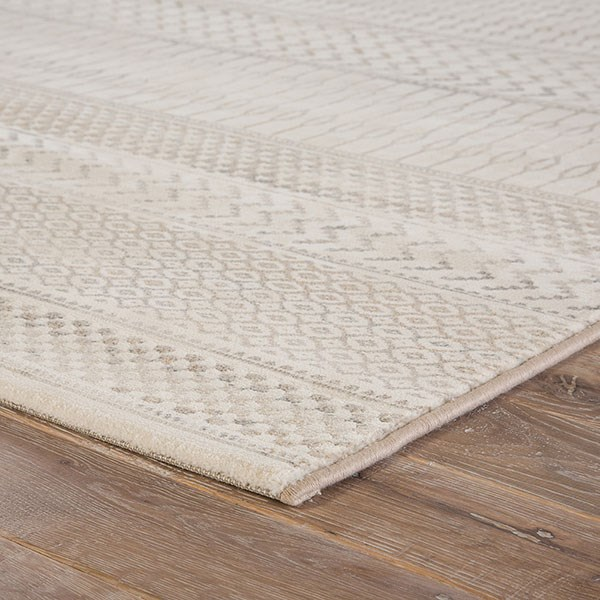 Taupe, Tan (DSH-03) Striped Area Rug