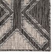 Product Image of Ivory, Black (DNC-15) Outdoor / Indoor Area Rug