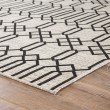 Product Image of Gray, Black (DNC-01) Contemporary / Modern Area Rug