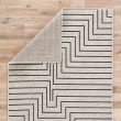 Product Image of Silver, Black (DNC-03) Outdoor / Indoor Area Rug