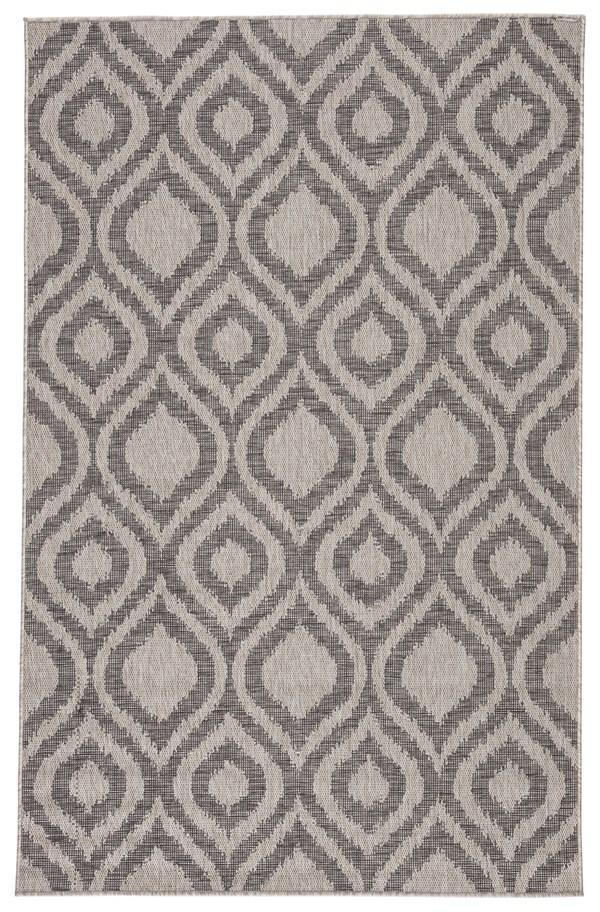 Grey (DNC-20) Outdoor / Indoor Area Rug