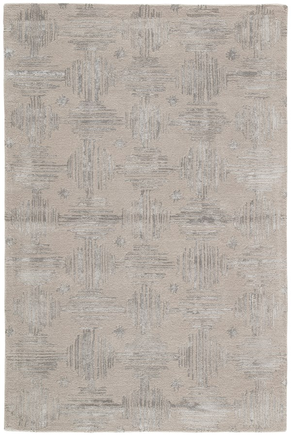 Taupe (GES-14) Contemporary / Modern Area Rug