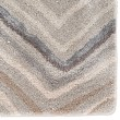 Product Image of Orange, Gray (GES-29) Contemporary / Modern Area Rug