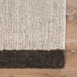 Product Image of Beige, Dark Gray (AOS-05) Contemporary / Modern Area Rug