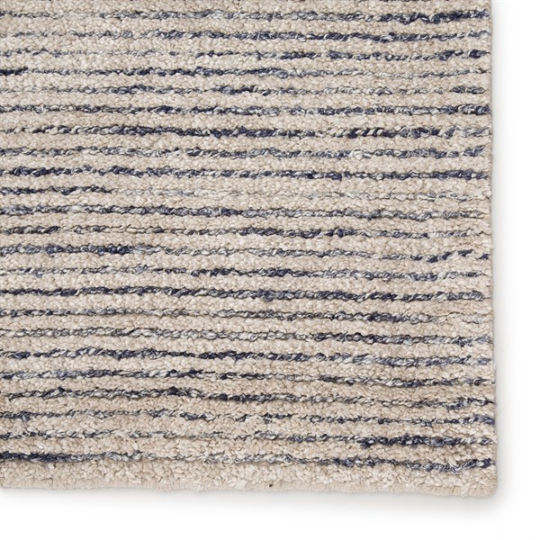 Blue, Ivory (CFF-03) Casual Area Rug
