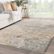 Product Image of Gold, Gray (CIT-05) Traditional / Oriental Area Rug
