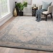 Product Image of Beige, Blue (CIT-01) Vintage / Overdyed Area Rug