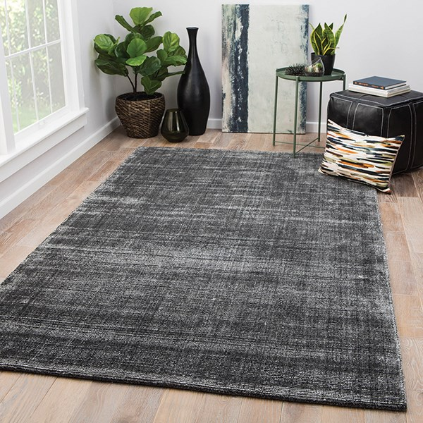 Gray (PAL-02) Casual Area Rug