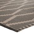 Product Image of Beige, Black (CNC-02) Outdoor / Indoor Area Rug