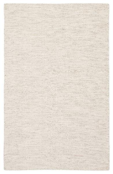 Ivory, Gray (ENC-03) Geometric Area Rug