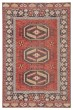Product Image of Red, Yellow (POL-12) Outdoor / Indoor Area Rug