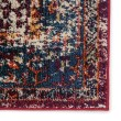 Product Image of Maroon, Blue (AMZ-12) Traditional / Oriental Area Rug