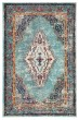 Product Image of Traditional / Oriental Blue, Pink (AMZ-10) Area Rug